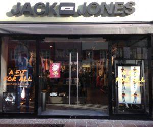 JackJones Ladenfront