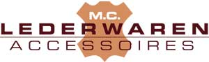 M.C Lederwaren - Logo