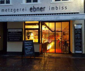 Metzgerei Ebner Ladengeschäft