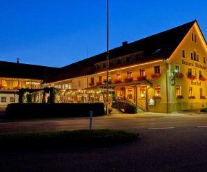 Waldhaus Gasthof und Biergarten