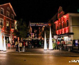 HVT Festival Stadt im Dunkeln
