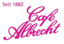 Cafe - Konditorei Albrecht - Logo