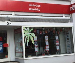 DER Deutsches Reisebuero - Gebäude