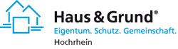 Haus & Grund Hochrhein e. V. - Logo
