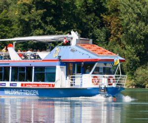 Stadtwerke Waldshut-Tiengen GmbH - Rheinschifffahrt