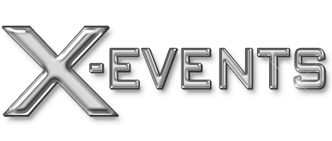 X-EVENTS Logo