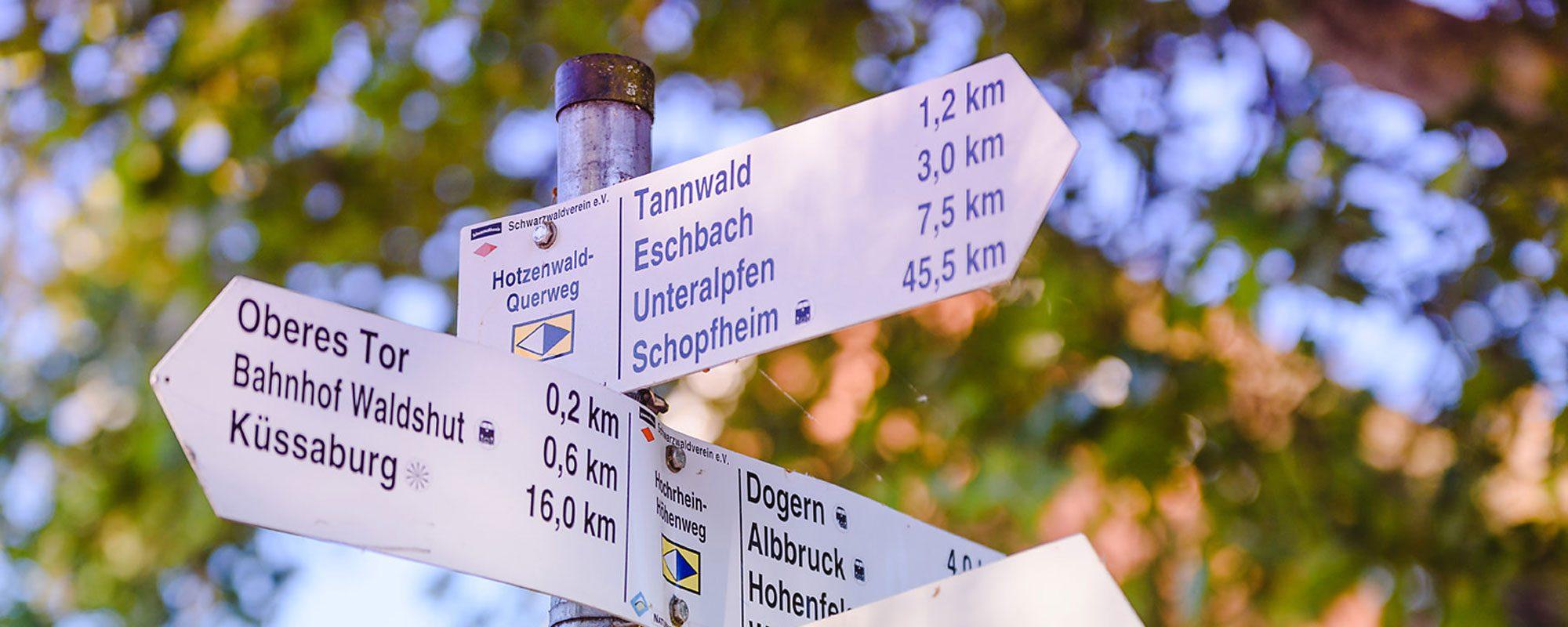 Ausflugsziele Waldshut